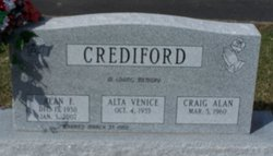 Alan F. Crediford