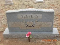 N Beatrice Beevers