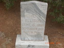 Homer L Ellison