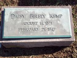 Daisy <I>Birely</I> Kemp