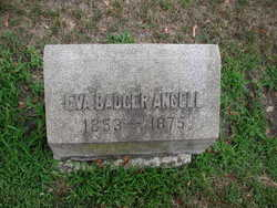 Eva <I>Badger</I> Angell