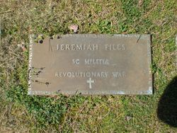 Jeremiah Benton Files, Sr