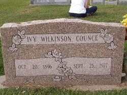 Ivy Wilkinson Counce