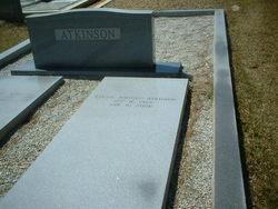 Betty Louise <I>Johnson</I> Atkinson