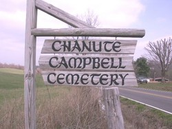 Chanute Campbell Cemetery