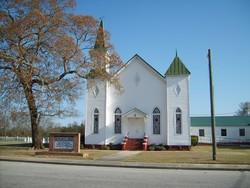 Blythe Baptist Church Cemetery