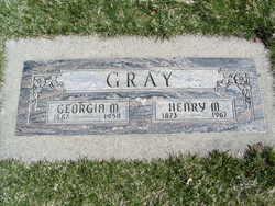 Georgia May <I>Yates</I> Gray