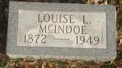 Louise Lillian <I>Russell</I> McIndoe