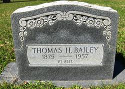 Thomas Hardin Bailey