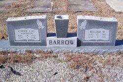 William Miller Barrow Sr.