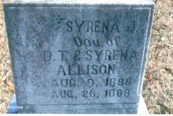 Syrena J. Allison