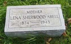 Lena Belle <I>Blair</I> Abell