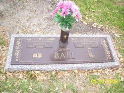 Lillian E <I>Renfrow</I> Ball