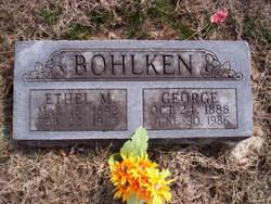 George Bohlken