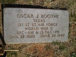 Lieut Oscar J. Boothe