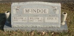 """Williams James """"Glass"""" McIndoe"""