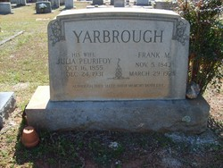 Julia Butler <I>Peurifoy</I> Yarbrough