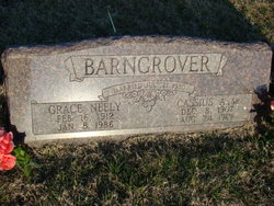 Cassius Andrew Barngrover, Sr