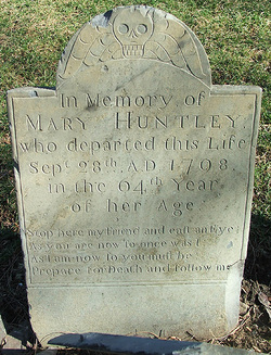 Mary Huntley