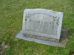 William Edwin Brown