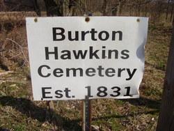 Burton Hawkins Cemetery