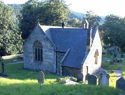 St. Collen's Churchyard