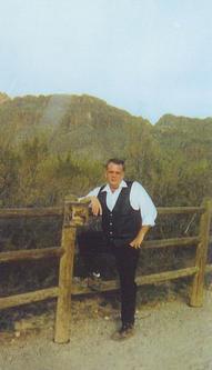 Pastor Ronald Appleby Godfrey