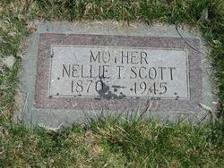 Nellie <I>Tame</I> Scott