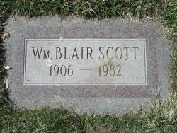 William Blair Scott