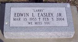 """Edwin L. """"Larry"""" Easley, Jr"""