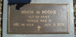 Hugh M Boone