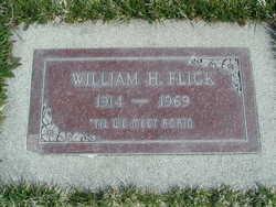 william herbert bill flick 1914 1969 find a grave memorial