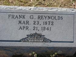 Franklin G Reynolds