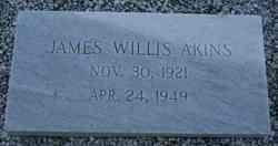 James Willis Akins