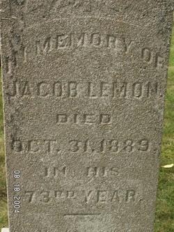 Jacob Lemon