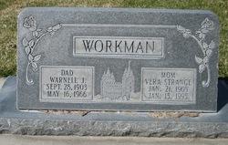 Vera Rowena <I>Strange</I> Workman
