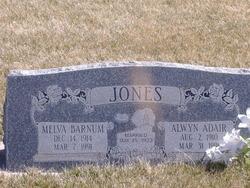 Melva <I>Barnum</I> Jones