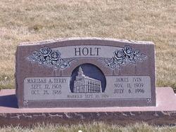 Maribah Ann <I>Terry</I> Holt