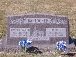 Fay Holt Barlocker