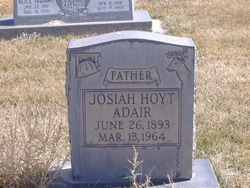 Josiah Hoyt Adair