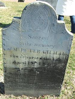 Peter Gilman