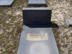 Donald Elam Glisson