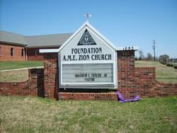 Foundation AME Zion Church Cemetery