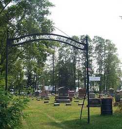 Black Lake Cemetery