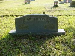 Annie G <I>Epps</I> Anderton