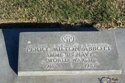 Perry Milton Abbott