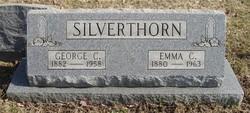 Emma Catherine <I>Boyd</I> Silverthorn