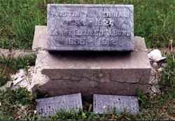 Elizabeth Jane <I>Dowd</I> Merriam
