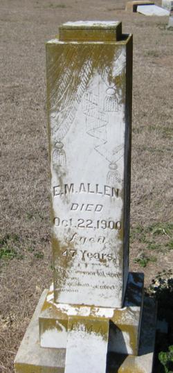 E M Allen