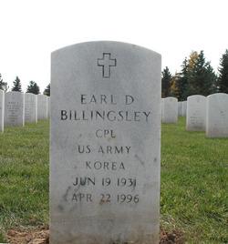 Earl Dale Billingsley